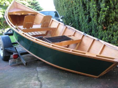 16 Mckenzie Wooden Drift Boat The Outdoor Gear Classifieds