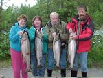 June Kasilof River kings.