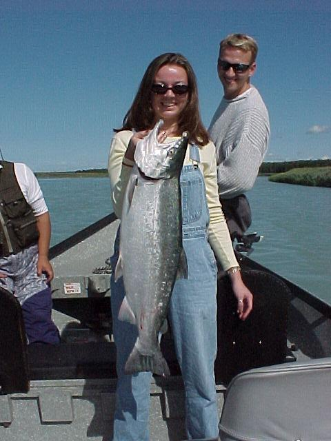 A warm August day saw even hotter silver fishing!