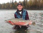 Bob and one of those vacation steelies he loves so much!