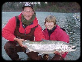 Washington fishing reports alaska fishing reports for Olympic peninsula fishing report