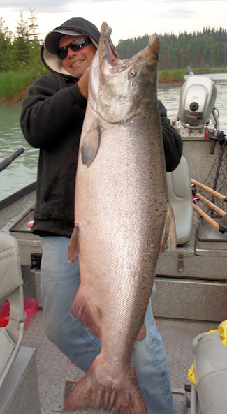 Kasilof River, Alaska Fishing Guides